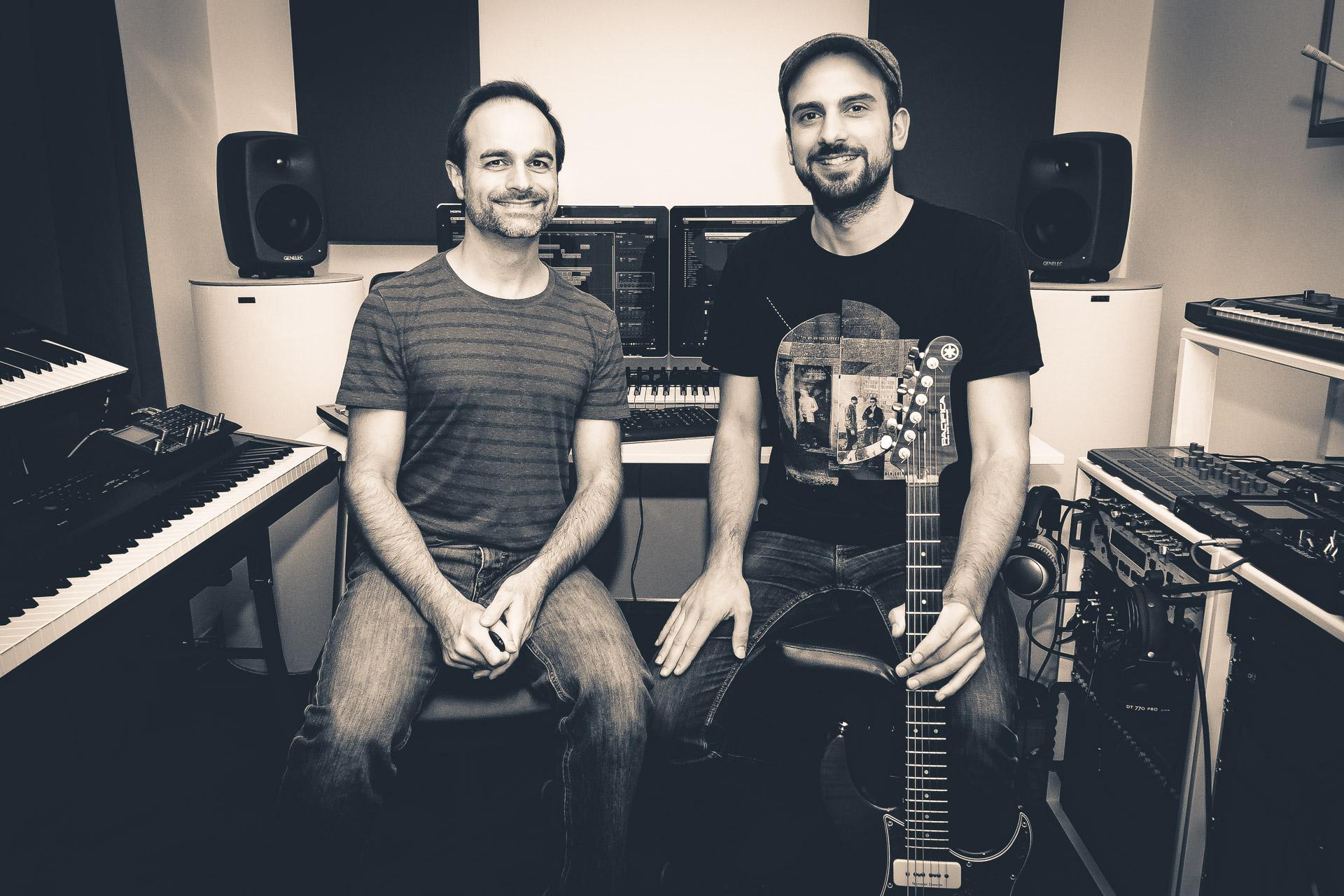 Thomas Lemmer & Andreas Bach
