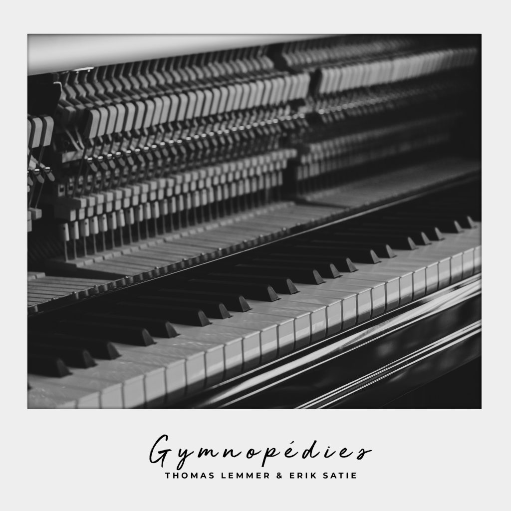 Thomas Lemmer & Erik Satie - GYMNOPÈDIES